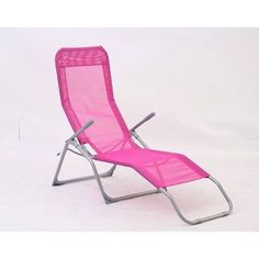 Pliante dossier inclinable chaise de jardin exterieur for Casa chaise pliante
