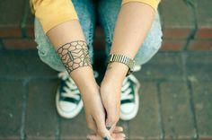 Filipino Neotribal Tattoo