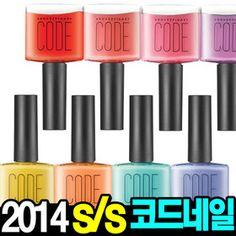 Gmarket - [캐시캣] [Cathycat] Code nail / nail polish / nail art...