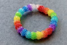 I am intrigued by the Rainbow Loom, so I have been playing around a bit. I am trying to think of some adult type things to make, but have been making bracelets since they are small. The elastic nat...