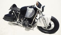 This custom BMW is a mishmash of Art Deco and Turtle Power | Classic Driver Magazine