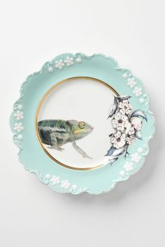 Natural World Dessert Plates - anthropologie.eu