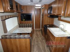 The Cozy Layout Offered In The New 2017 Prime Time RV Avenger 26BH Travel Trailer at General RV Features Rear Bunk Beds   Mt Clemens, MI   #140121