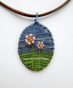 Clifftop mini pendant | Flickr - Photo Sharing!