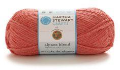 Martha Stewart CraftsTM/MC Alpaca Blend Yarn from Lion Brand Yarn