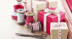 Idées d'emballage cadeau: papier kraft personnalisé, origami, boîtes en carton...