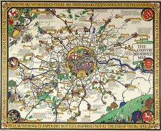 Far Flung London Bus Routes (1928), by MacDonald Gill - http://www.theguardian.com/artanddesign/gallery/2012/may/24/mind-the-map-in-pictures#/?picture=390559062&index=6 … via @chrismichaelgdn pic.twitter.com/VMb0rULsYA