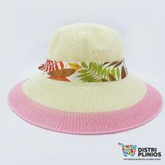 Sombrero De Dama Doble Color Hermosos sombrero para dama ideal para estas  vacaciones. Medidas en ca51cbe7c80