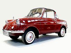 1962 Coupe Mazda R-360