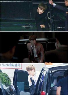 Jin The car door guy