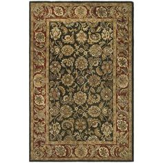 Inspired by the finest Persian and European designs combined with pure premium wool with a luster wash makes this a rug to be enjoyed and…