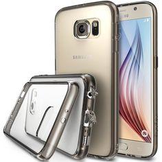 Verus Hard Drop Skal till Samsung Galaxy S6 - Grå