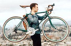 Bilderesultat for british racing green bicycle