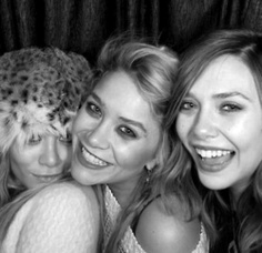The Olsen Sisters. My inspiration since I was but a child.