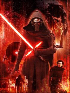 Here's the first of my two new base card artworks for the upcoming Star Wars - Ideas of Star Wars Kylo Ren - Here's the first of my two new base card artworks for the upcoming Star Wars Galaxy trading card series being released next week from Star Wars Sith, Star Wars Kylo Ren, Star Trek, Clone Wars, Star Wars Pictures, Star Wars Images, Star Wars Jokes, Star Wars Celebration, Star Wars Wallpaper