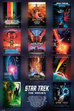 Star Trek – Kolekcja Filmów - plakat