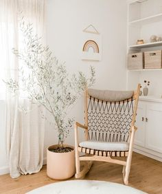 Rainbow Print 2019 Nursery Room The post Rainbow Print 2019 appeared first on Nursery Diy. Baby Room Decor, Nursery Room, Kids Bedroom, Bedroom Decor, Bedroom Furniture, Boho Nursery, Furniture Plans, Kids Furniture, Rainbow Nursery Decor