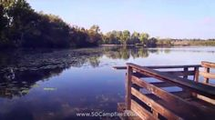 Kettle Moraine State Park in Wisconsin, is beautiful! Tons of fun activities: http://50campfires.com/kettle-moraine-north-mauthe-lake-recreation-area/ #camping #wisconsin