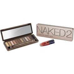 """Urban Decay Cosmetics Naked 2 Palette Ulta.com - Cosmetics, Fragrance, Salon and Beauty Gifts $50.00 #face #beauty #makeup #hygiene #eyeshadow #pigment #shadow #urban #decay #urbandecay #neutral #musthave #tool - Check out my """"Beauty Products I Love & Have"""" board."""