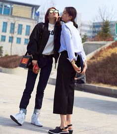 334 Best Korean Street Fashion Images Korean Street Fashion Seoul