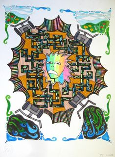 Die Blumenwiesenfee Illustration 27 Schrei Comic Books, Comics, Illustration, Cover, Fairy, Illustrations, Cartoons, Cartoons, Comic