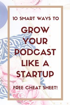 Podcasting Tips - Find out how to grow your podcast the smart way - like a business! Get step by step tips on growing your audience and start making money. Start Up Business, Starting A Business, Online Business, Business Ideas, Business Planner, Marketing Program, Affiliate Marketing, Email Marketing, Marketing Quotes
