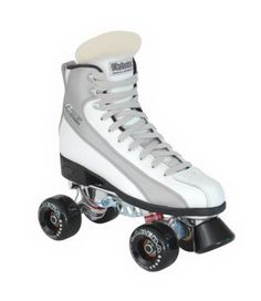 Labeda Accu Pro White Roller Skate by Roller Derby. $22.99. Roller Derby Skate Corp has been the leader in producing skate products for over 80 years. You can now buy their great products at close-out prices from Closeout Skates and More. View their sizing information at www.rollerderby.com.
