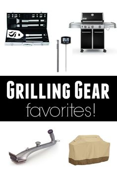 Top 5 Grilling Favorites + Delicious Grilling recipes!