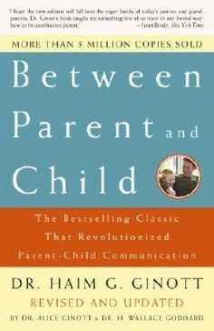 Incredible book about communication with your kids but will change the way you talk to everyone!