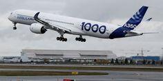 Avec l'A350-1000, Airbus défie Boeing sur les très gros biréacteurs ! - La Tribune.fr