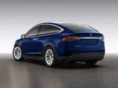 Tesla unveils the Model X – the world's longest range electric...