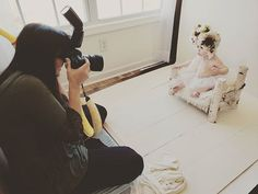 Got to photograph this sweet little old doll yesterday with my winter bonnet and birchwood bed. She was so well-behaved and quite the little model 8 Month Olds, Baby Portraits, Old Dolls, Photographing Kids, Cute Pictures, Maternity, Children, Bed, Winter