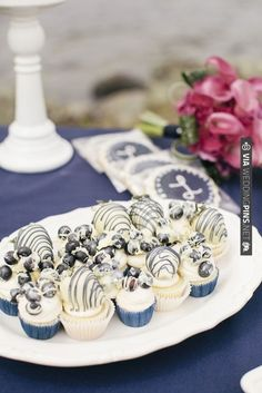 truffles and chocolates dessert ideas | VIA #WEDDINGPINS.NET