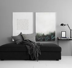 Forest, posters