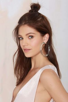 Melody Ehsani Ruhiyyih Lucite Earrings | Shop What's New at Nasty Gal