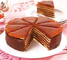 Rezept: Dobos Torte