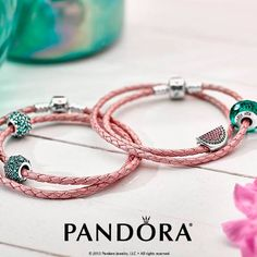 #StyleTip: Update your summer look with a pop of colour! Receive a free leather bracelet with a qualifying in-store purchase of $125 or more