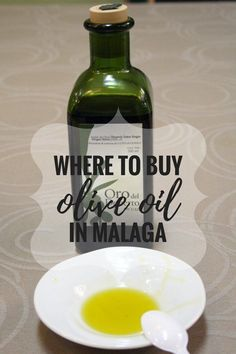 Skip the Supermarkets: Buy Olive Oil in Malaga at These Charming Local Shops Instead