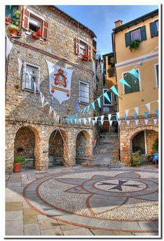 Principato di Seborga, ITALY