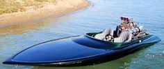 Custom B/A Speed Boat