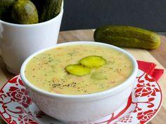 La soupe aux cornichons intrigue !