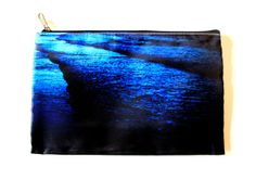 Pencil Case Deep Blue Sea Zippered by CandyMountainPhotos, Deep Blue Sea, Pencil, Comfy, Unique Jewelry, Handmade Gifts, Photography, Etsy, Vintage, Kid Craft Gifts