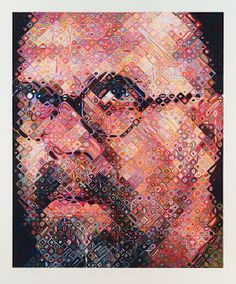 Mrs. Kamp's Canvas: Adventures in Middle School Art!: Chuck Close Inspired Self Portraits
