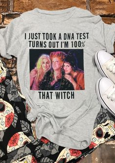 It's Hocus Pocus Time Witches! I'm reaching out to all my Hocus Pocus in a world full of Basic Witches be a Sanderson shirt, family and all you prayer warriors who believe in the power.
