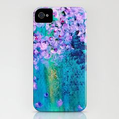 Peace Be With You Phone Case Galaxy S5 S4 by HylaWaldronArtist