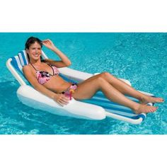 Ups Oversize 2 Shipping Included In The Price Sling Style Floating Lounge Chair Perfect For Hours