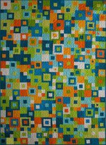 Seeing Squares Quilt Kit