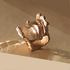 Anello Collezione Oro Muto - Pilgiò