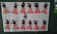 Alfabetização e Cia.: Menina Bonita do Laço de Fita Diy And Crafts, Crafts For Kids, Preschool Activities, Handicraft, Origami, Clip Art, Education, Holiday Decor, Projects