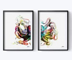 Hey, I found this really awesome Etsy listing at https://www.etsy.com/uk/listing/225003067/octopus-art-print-octopus-print